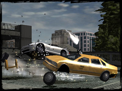 burnout2 crash